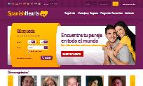 SpanishHearts Logo