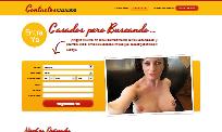 Contactos Casados Logo