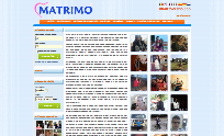 Matrimo Logo