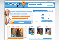 Temptation Dating Logo