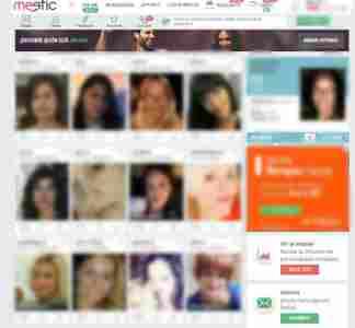 fc39818265553 Llama la atención como abunda la publicidad dentro de Meetic a diferencia  de otras páginas de contactos.